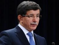 Başbakan Davutoğlu: Dokunulmazlıkları kaldıralım