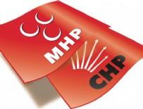 Başbakan Davutoğlu'nun dokunulmazlık çağrısına CHP ve MHP'den jet yanıt