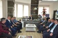 KEMAL DERVİŞ - Başkan Şinasi Gülcüoğlu Açıklaması 'Bir Gecede Her Şeye Kota Getirildi'