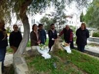 ÖLÜM ORUCU - Saynur Gelendost'u Ölümünün 13. Yılında Anıldı