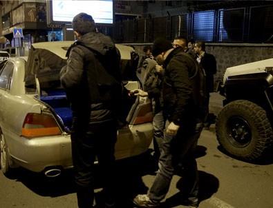 Ankara'da ikiz plakalı araç aranıyor