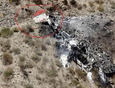 Ambulans helikopter düştü: 10 ölü