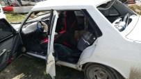Şaşkın Hırsızlar Açıklaması 150 Kiloluk Danayı Otomobille Taşımak İsteyince