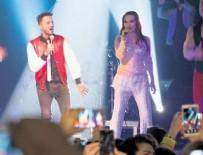 GÖKHAN ÖZEN - Almanya'da konser selfie'si