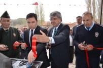 Akkışla'da Türkmen Evi Açıldı