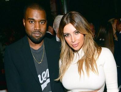 Kim Kardashian'ın eşi Kanye West'ten şaşırtan itiraf