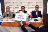 ENVER APUTKAN - Akdenizli Belediyeler Birliği Başkanlığı'na Tütüncü İkinci Kez Seçildi