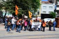 SIYASAL İSLAM - Eskişehir Halkevleri'nden Laiklik Ve 1 Mayıs Açıklaması