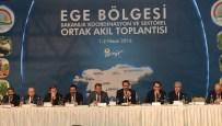 HALIL PEKDEMIR - AK Partili Şahin Tin Ortak Akıl Toplantısına Katıldı