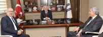 LEVENT ARAS - DT Genel Müdürü Birecik, Başkan Sekmen'i Ziyaret Etti