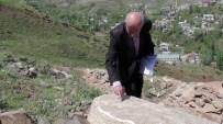 GARABET - Ermeni Mezarlığında Keşif Yapıldı