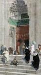 KAPLUMBAĞA TERBIYECISI - Tarihi Yeşil Cami Tablosu 13 Milyon Lira İle Rekor Kırdı