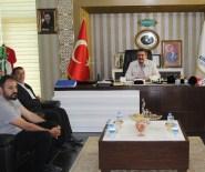 Altınekin Belediye Başkanı Dere'den Başkan Kale'ye Ziyaret