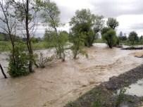 Kastamonu'da Sel Hayatı Felç Etti