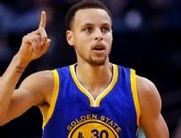 NBA - Warriors Curry'siz de tutulmuyor