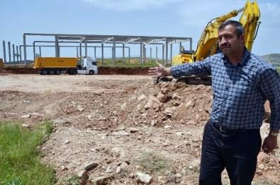 Türkiye'nin En Büyük Fıstık İşleme Tesisi İçin İlk Kazma Vuruldu