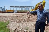 NURI OKUTAN - Türkiye'nin En Büyük Fıstık İşleme Tesisi İçin İlk Kazma Vuruldu