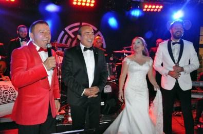 Mustafa Topalaoğlu'nun mutlu günü