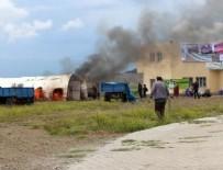 PINAR AYDINLAR - HDP'liler konteyner kenti yaktı
