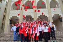 ÖZEL MESLEK LİSESİ - 'İlk'Lerin Lisesinde İlk Mezuniyet Sevinci