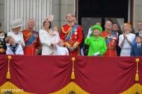 KATE MİDDLETON - Birleşik Krallık, Kraliçe Elizabeth'in Doğum Gününü Kutluyor
