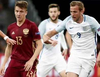 İngiltere'ye son dakika golü