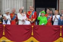 KATE MİDDLETON - Kraliçe 90. yaş gününü kutluyor