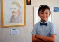 ÇINAR EFE - Türkiye'nin En Genç Sürrealist Sanatçısı Eskişehir'de Yetişiyor