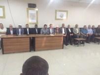 MEHMET BEŞIR AYANOĞLU - Mardin'de Husumetli 3 Aile Barıştırıldı
