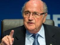SEPP BLATTER - UEFA'yı sarsacak itiraf