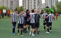KAZıM ÖZGAN - Sivas Belediyesi Birimler Arası Futbol Turnuvası Sona Erdi