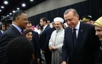 WİLL SMİTH - Cumhurbaşkanı Erdoğan, Muhammed Ali'nin cenaze namazına katıldı