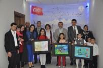 SABRİ ÜLKER - Dengeli Beslenme Resim Yarışması Ödül Töreni Yapıldı