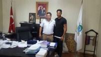 Almaya Milli Takımı'nda Forma Giyen Emre Can, Tatil İçin Memleketi Afyonkarahisar'a Geldi