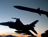 Eskişehir'den askeri uçaklar yola çıktı