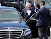 Başbakan Yıldırım'a darbe gecesi ateş açılmış