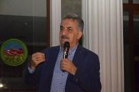 TURGAY ÜNSAL - AK Parti Genel Başkan Yardımcısı Yazıcı, Çayeli'nde İftar Yemeğine Katıldı