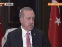 Erdoğan'dan Rus uçağı yorumu