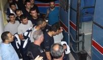 Konya'da Gözaltına Alınanlardan 25'İ Tutuklandı