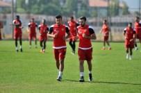 UĞUR İNCEMAN - Eskişehirspor'da Hazırlıklar Sürüyor