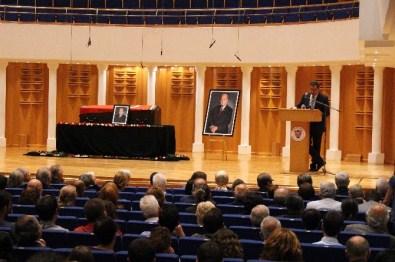 Prof. Dr. Halil İnalcık İçin Bilkent Üniversitesi'nde Tören