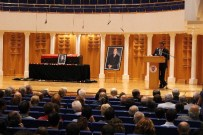 ERTUĞRUL GÜNAY - Prof. Dr. Halil İnalcık İçin Bilkent Üniversitesi'nde Tören