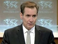 ABD'li sözcüden skandal açıklama..
