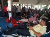 KULULU - Kulu'lu Vatandaşlardan Kan Bağışına Yoğun İlgi