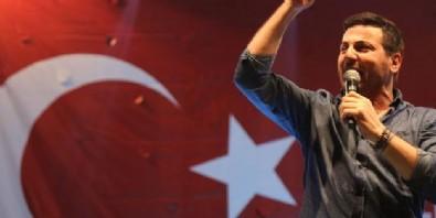 Davut Güloğlu çapulcu sanatçılara ayarı verdi