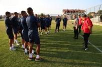 OZAN İPEK - Adana Demirspor'un Bolu Kampı Başladı