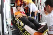 Konya'da 4 Galatasaray Taraftarı Bıçaklandı