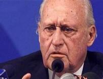 SEPP BLATTER - Eski FIFA Başkanı Havelange öldü
