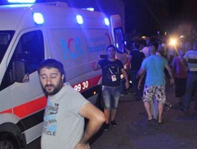 Gaziantep Başsavcılığı: Olay yerinde canlı bomba yeleği bulundu