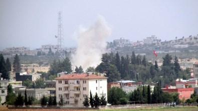 Suriye sınırında büyük patlama!